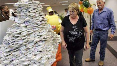 ganhador da loteria