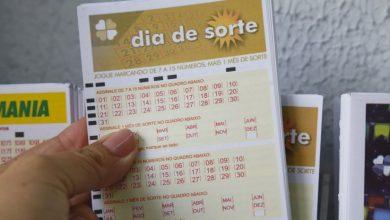 loteria dia de sorte
